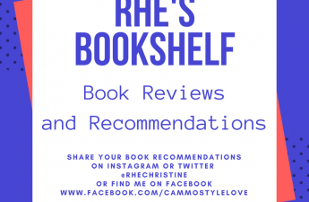Book Reviews by Rheanna, Rhe's Bookshelf